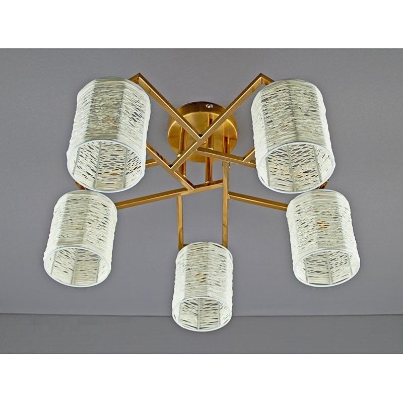 Люстра «Офелия 5A» SW-10582/5A Bronze