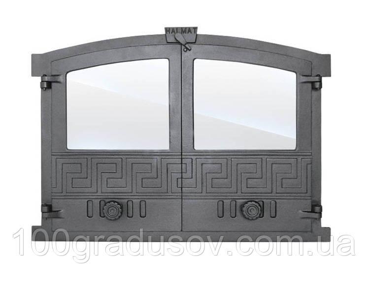 Печные дверцы Нalmat Grecja 3 H2003