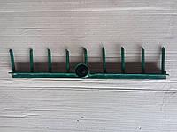Грабли штыревые 9 зуб диам. 8 мм