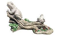 Декоративные фонтаны в виде садовых фигур производства фирмы AQUANOVA.