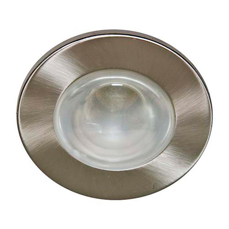 Не поворотный встраиваемый светильник Feron 1713/DL48 R50 E14 TN титан