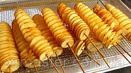 Палички для картопляних чіпсів квадратні
