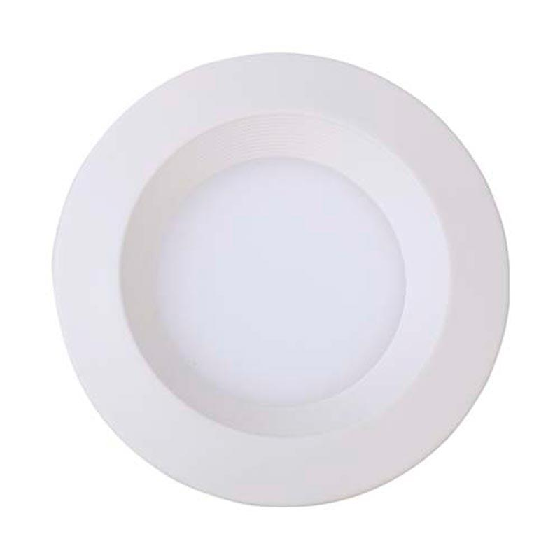 Светильник LED downlight врезной 3W Feron AL525 3W 240Lm 5000K WT белый пластик нейтральный