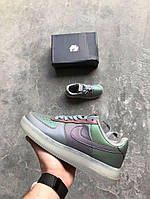 Женские кроссовки NIKE AIR FORCE 1 07 LV8-Anthracite Stealth