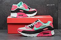 Женские кроссовки Nike Air Max разноцветные 2679