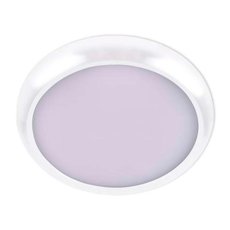 Светильник LED downlight врезной 6W Feron AL800 6W 450Lm 4000K WT круг белый, нейтральное свечение