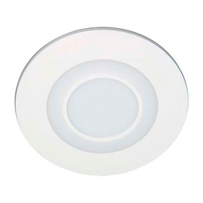 Светильник LED downlight врезной 16W Feron AL2550 16W 1280Lm 5000K RD нейтральный красная подсветка