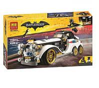 Конструктор Bela 10631 Серия  Бетмен. Арктический лимузин Пингвина (Аналог LEGO Batman Movie 70911)