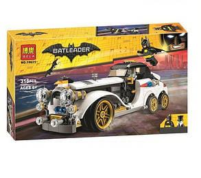 Конструктор Bela 10631 Серия  Бетмен. Арктический лимузин Пингвина (Аналог LEGO Batman Movie 70911), фото 2