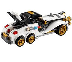 Конструктор Bela 10631 Серия  Бетмен. Арктический лимузин Пингвина (Аналог LEGO Batman Movie 70911), фото 3