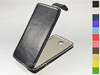 Откидной чехол из натуральной кожи для Xiaomi Redmi Note 2