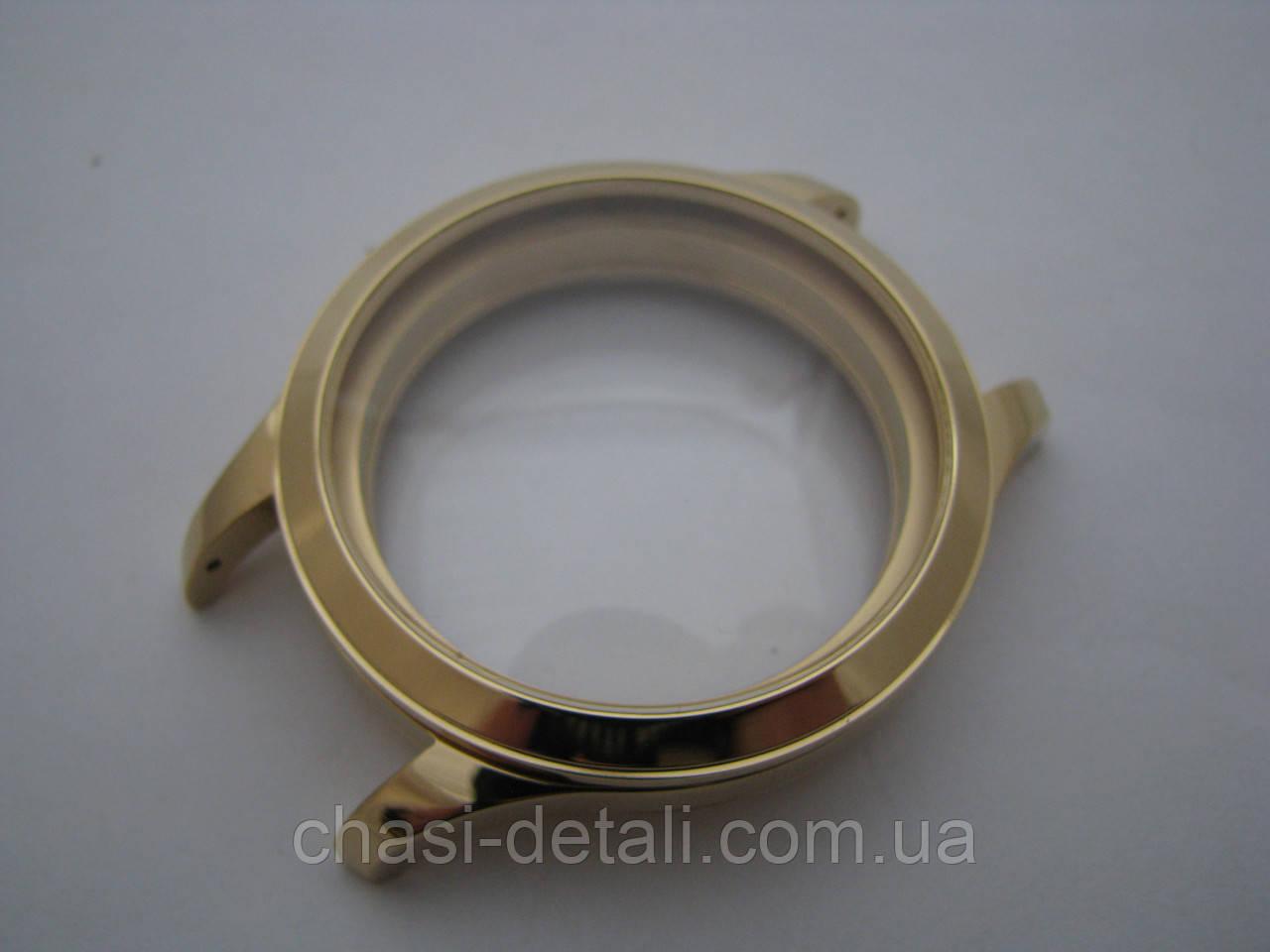 Корпус для годинників, сталевий. Діаметр 47,00 мм. Годинник