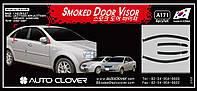 Дефлекторы окон Clover Chevrolet Lacetti Sd 2005-2013 / Daewoo Gentra 2013-