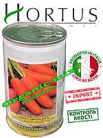Морковь ранняя Ортолана / Ortolana, банка 500 грамм, Hortus (Италия)