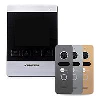 Myers M-41-SD + NeoLight SOLO Graphite комплект видеодомофона