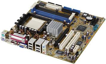 Материнская плата ASUS A8N-E nForce 4 Ultra, s939 б/у