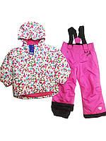 Комбинезон с курткой для девочки, Lupilu, размер 98/104, арт. Л-369, фото 1