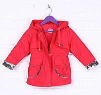 Куртка Bonito с капюшоном Плащевка р.110,116,122,128