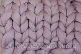 Плед из шерсти (цвет фрез) 0,8х1,2 м.