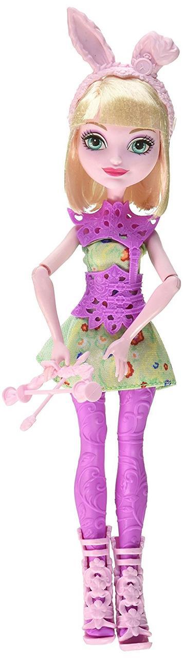 Кукла Эвер Афтер Хай серия стрельба из лука Банни Бланк лучница Оригинал (DVH81)