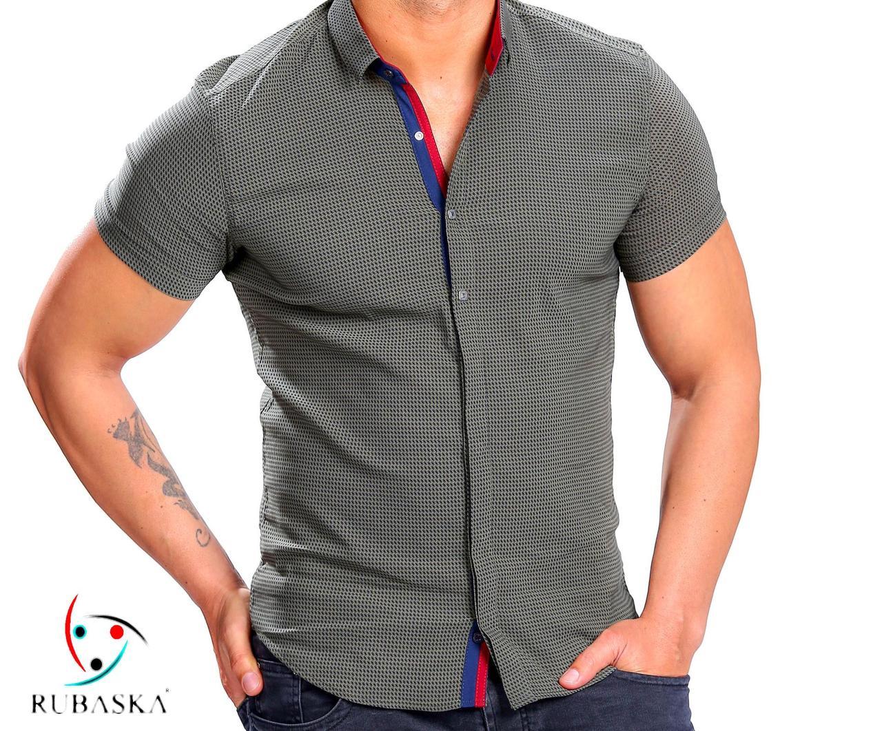 Стильная мужская рубашка Турция  продажа, цена в Одессе. от ... 4a167aec1aa