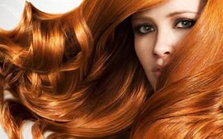 Хна - натуральное средство по уходу за волосами