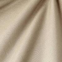 Декоративная ткань однотонная, жемчужно-белый