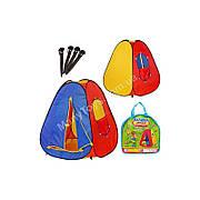 Палатка M 0053 пирамида, в сумке