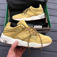Мужские кроссовки Puma Trinomic blaze taffy black coffe