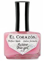 """El Corazon Активный био-гель для ногтей лечебный """"Perfect Nails"""" Active Bio-Gel № 423"""
