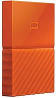 HDD 3TB USB 3.0 2.5 WD My Passport Orange WDBYFT0030BOR-WESN