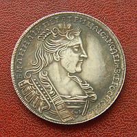 Полтина 1731 год Анна Иоановна