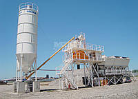 Компактный бетонный завод МЕКА C60 MB-С60