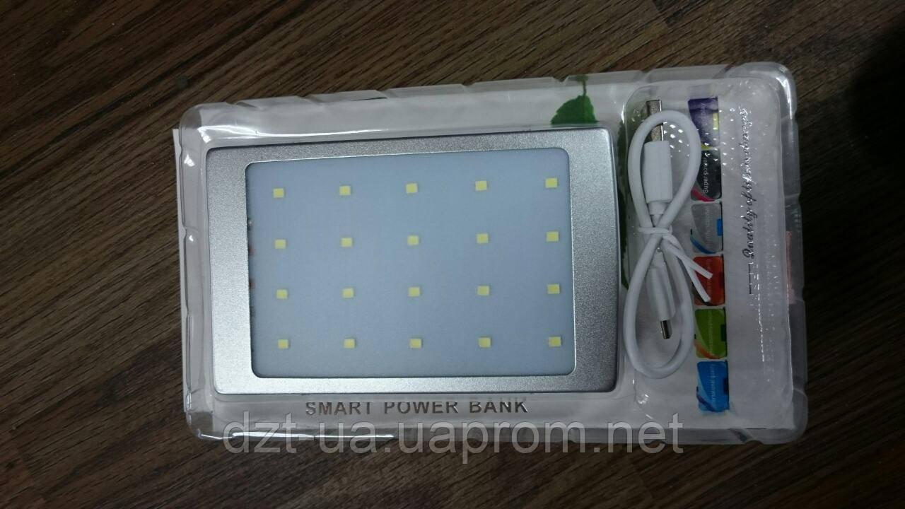 Solar Power Bank 40000mAh