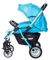 Детская прогулочная коляска Bair Fox Blue 60117