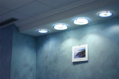 Создаем неповторимый дизайн дома, используя встроенный свет