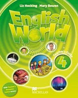 English World 4 Teacher's Book with Webcode Pack