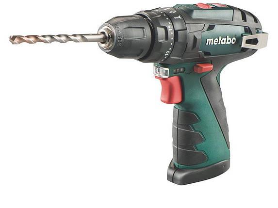 PowerMaxx SB (каркас): Аку. Ударний дриль-шуруповерт 10.8 В; Крутний момент 17/34 Нм; Оберти/хв: 0-360/0-1400; LED; Вага з акумулятором: 1,1 кг., коро, фото 2