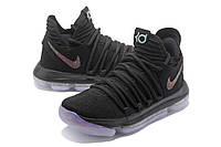 Мужские баскетбольные кроссовки Nike Zoom KD10 EP (Black), фото 1