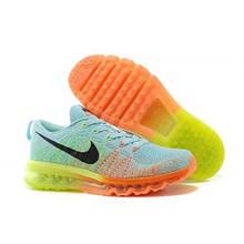 Женские кроссовки Nike Air Max Flyknit Mint, реплика, супер качество!