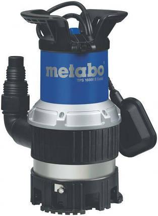 Погружной дренажный насос Metabo TPS 16000 S Combi, фото 2