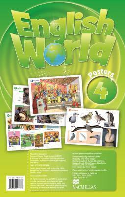 English World 4 Posters, фото 2