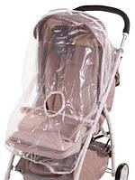 Дождевик для прогулочной коляски или трансформера (клеенка) 62034
