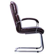 Кресло Техас CF хром Мадрас ДК Браун (AMF-ТМ), фото 2