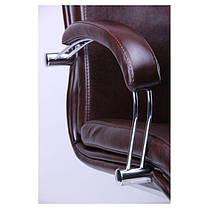 Кресло Техас CF хром Мадрас ДК Браун (AMF-ТМ), фото 3