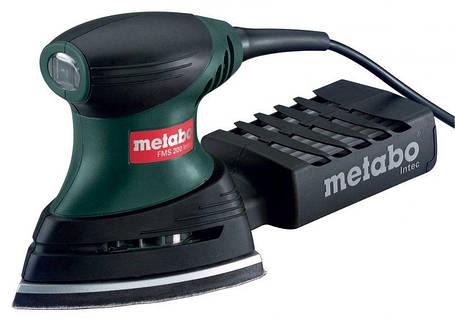 Многофункциональная шлифмашинка Metabo FMS 200 Intec, фото 2