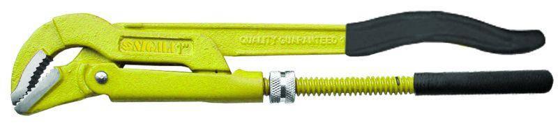 Ключ трубный 45° 2 CrV Sigma 4102331, фото 2
