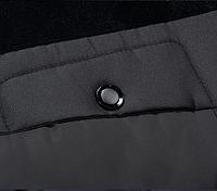 Теплая мужская зимняя куртка. Модель 6101, фото 9