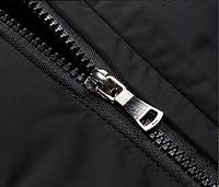 Теплая мужская зимняя куртка. Модель 6101, фото 10