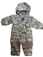 Комбинезон детский на флисовой подкладке  ,  размер 74/80, Lupilu, ар т. л-374, фото 1